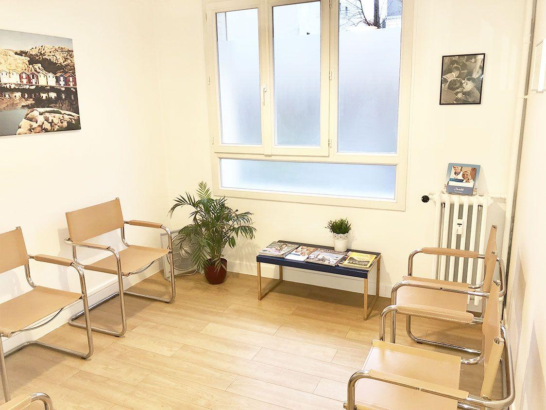 Cabinet du Dr Chardain à Nogent-sur-Marne : chirurgie maxillo-faciale