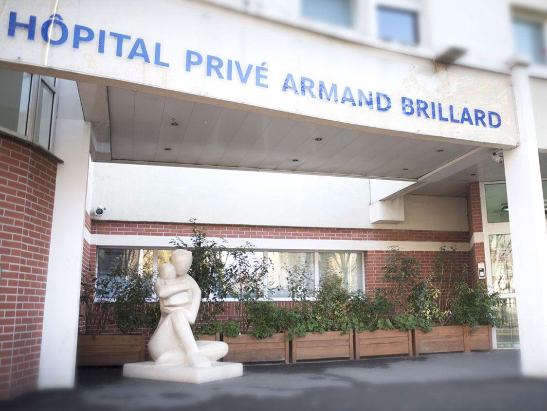 L'Hôpital Privé Armand Brillard à Nogent-sur-Marne, site d'exercices - Dr Chardain