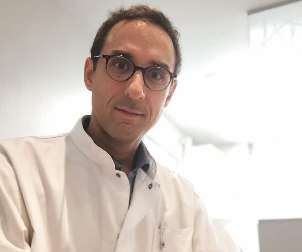Dr Chardain spécialiste en chirurgie maxillo-faciale à Nogent-sur-Marne